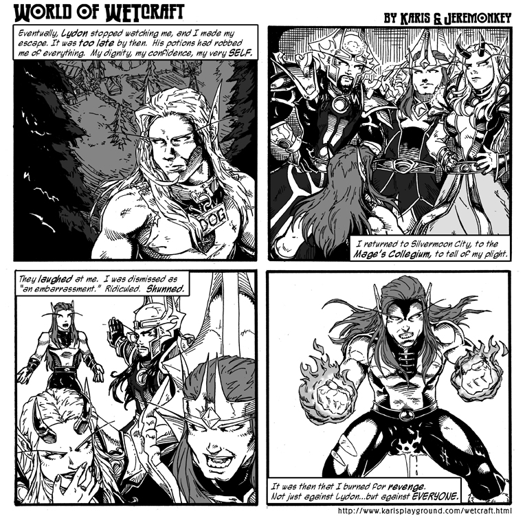 World of WETcraft Page 7