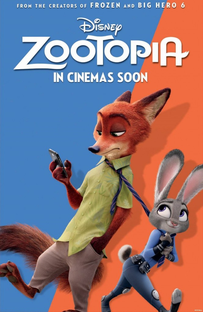 Zootopia-New-Poster-disneys