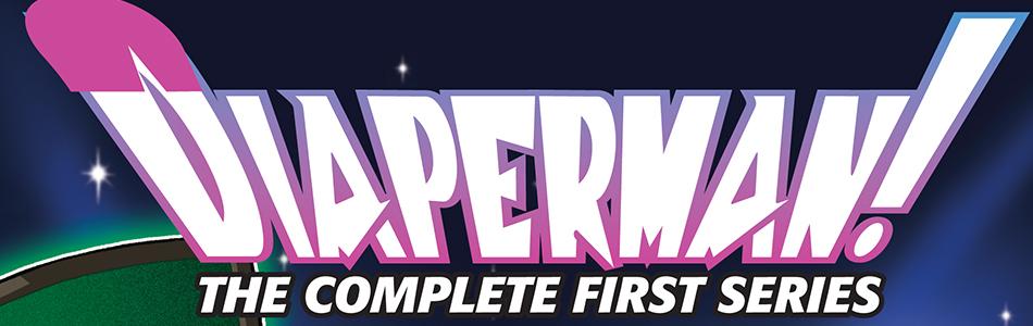 Diaperman Graphic Novel