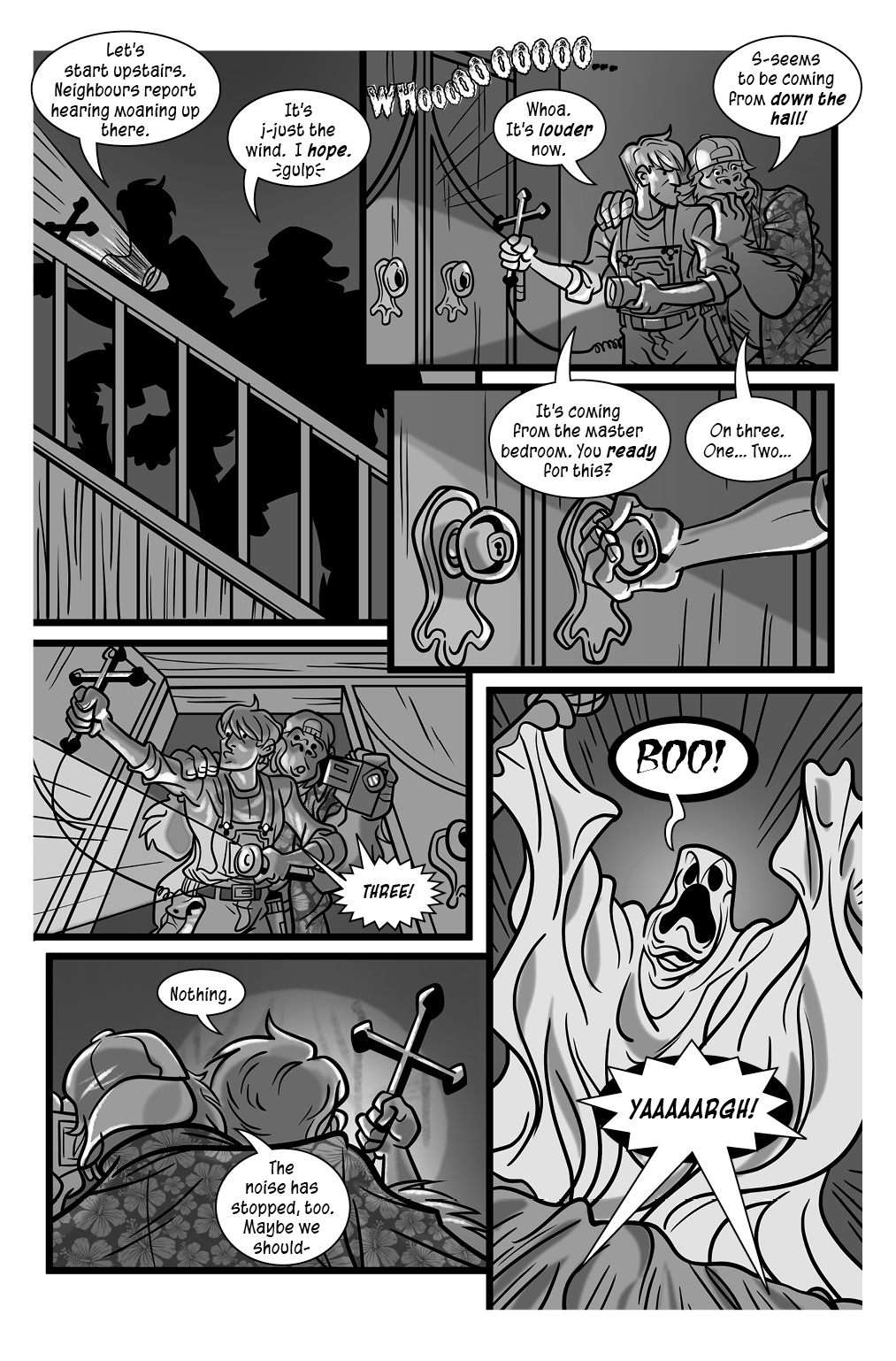 Ghost Chasers Page 2