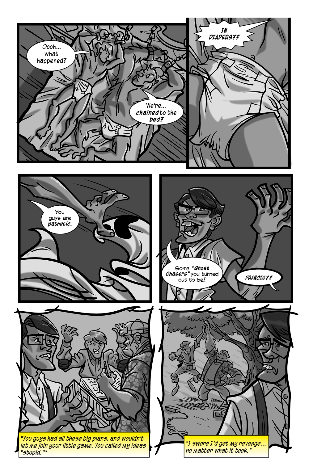 Ghost Chasers Page 5