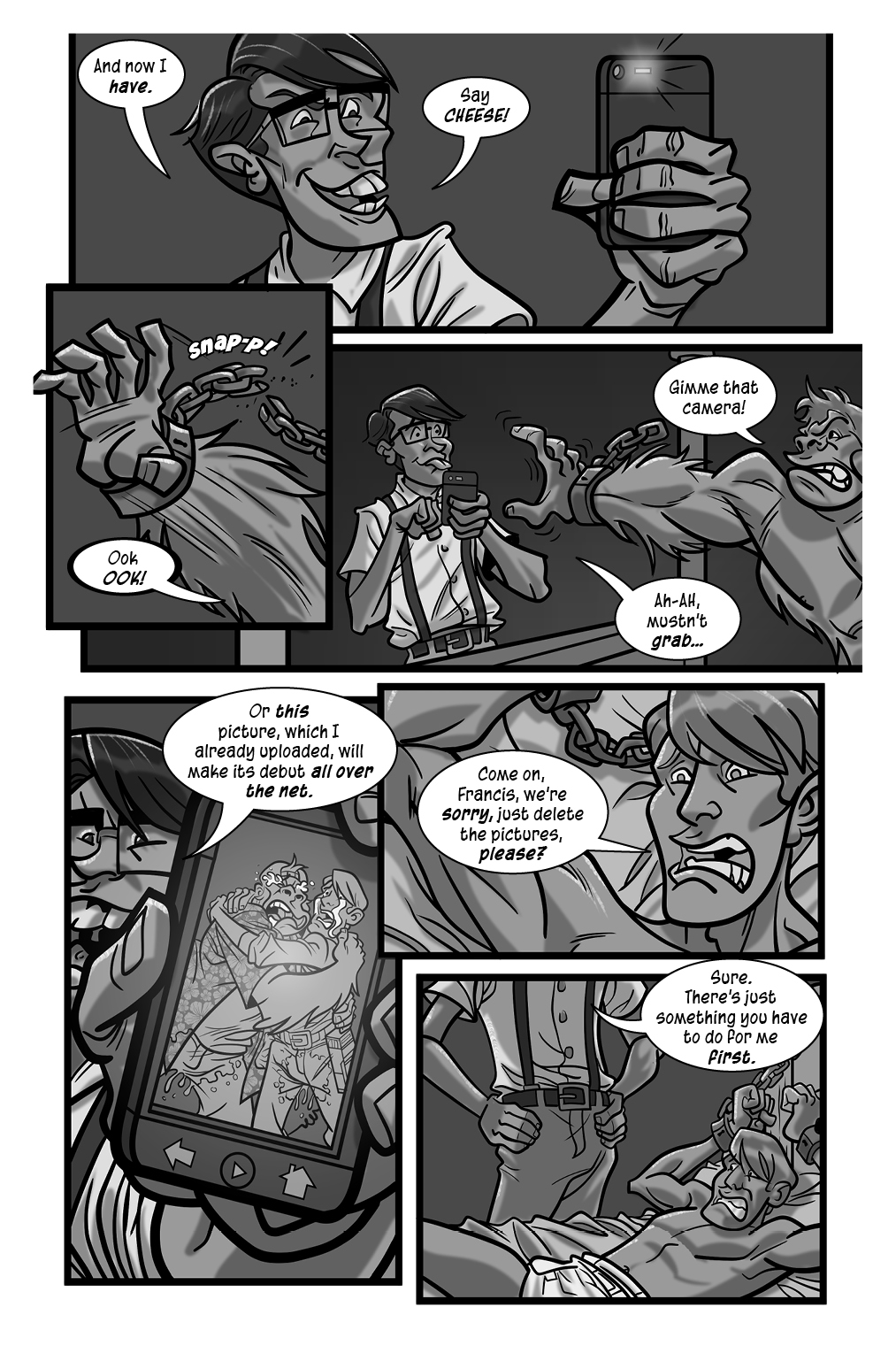 Ghost Chasers Page 6