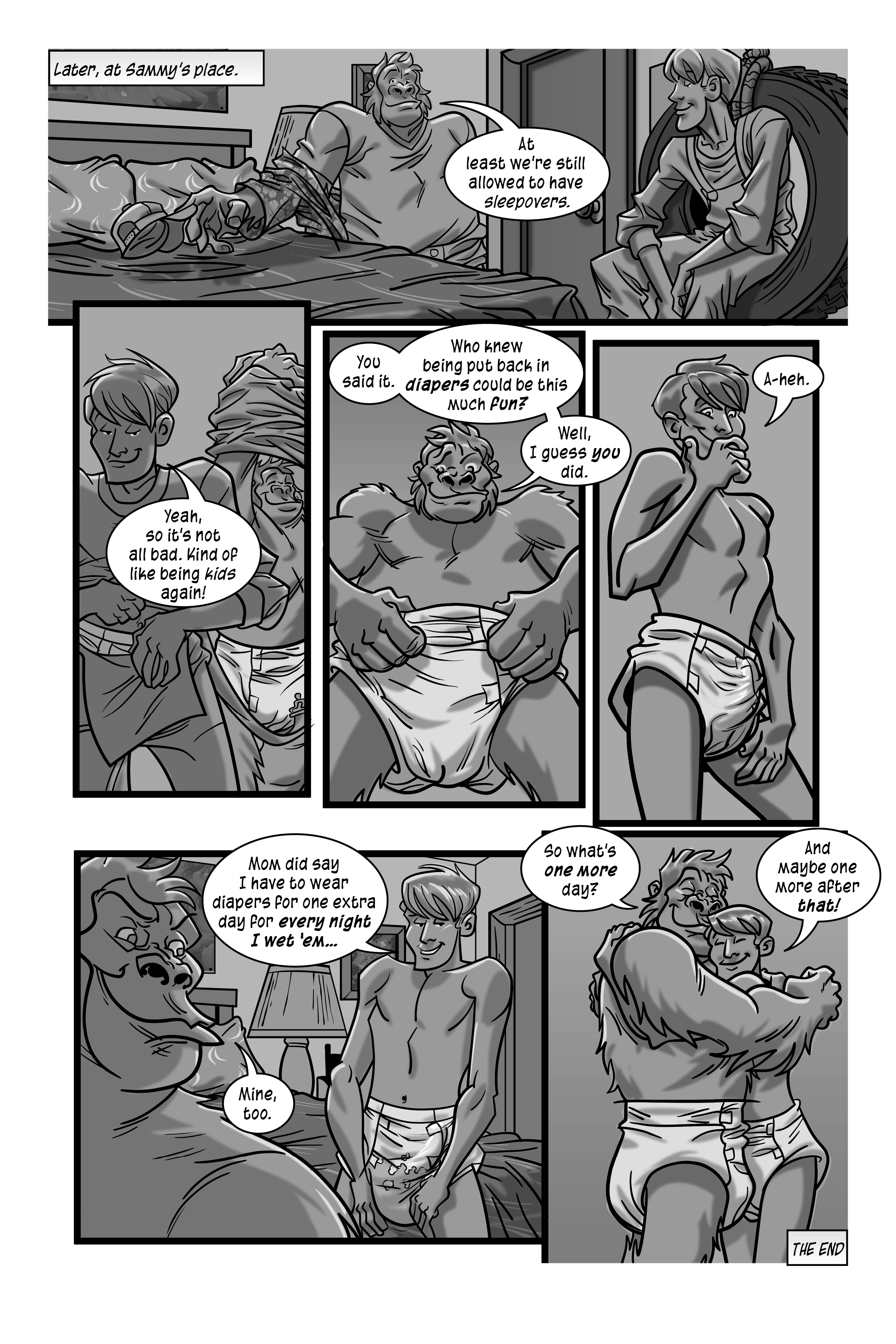 Ghost Chasers Page 8