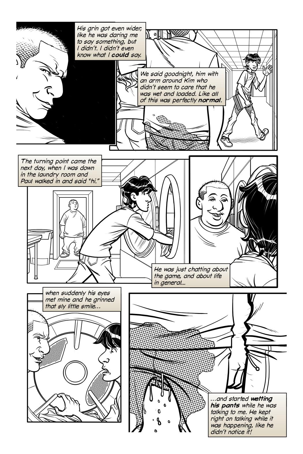 Dear Karis: The Landlord Page 6